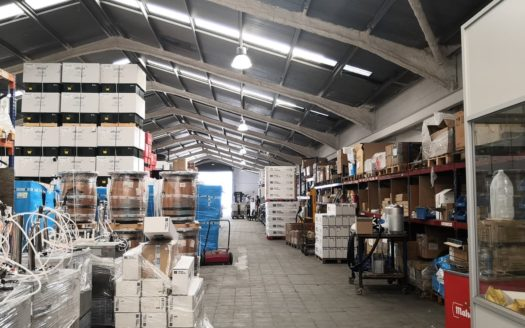 warehouse for rent in Barcelona