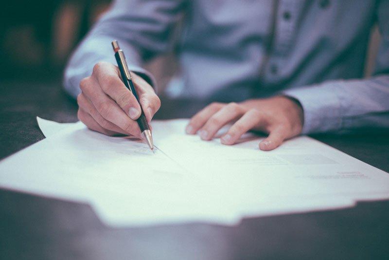 firma contrato
