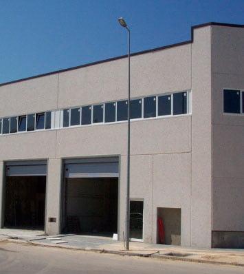 Promoción industrial Can Roqueta II | Sabadell 1