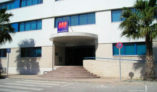 Operador logístico ABX LOGISTICS ZAL1 - Barcelona 67